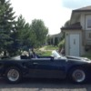 My 959 Speedster in Thunder Bay, ON