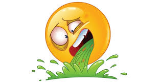 Image result for barfing emoji