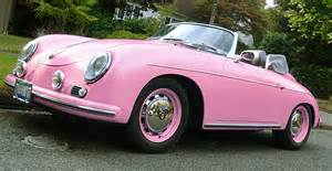 Speedster- never paint it pink!