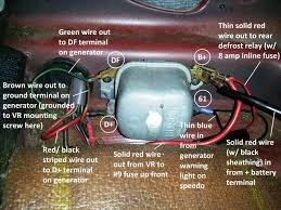 Image result for vw bug voltage regulator wiring diagram