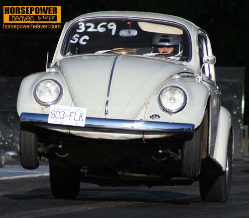 Alan's car launching