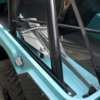 jeep anchor,  Parking Brake Ha Ha: Anchor used for winching.