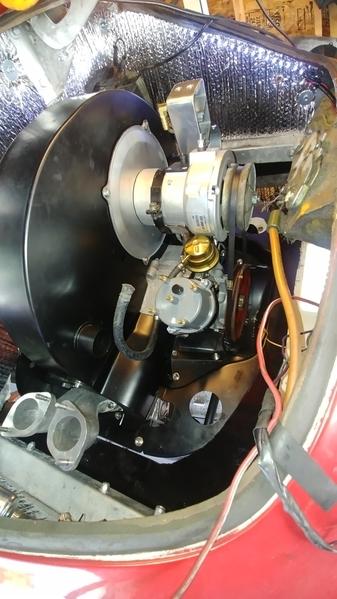 New motor 7-19