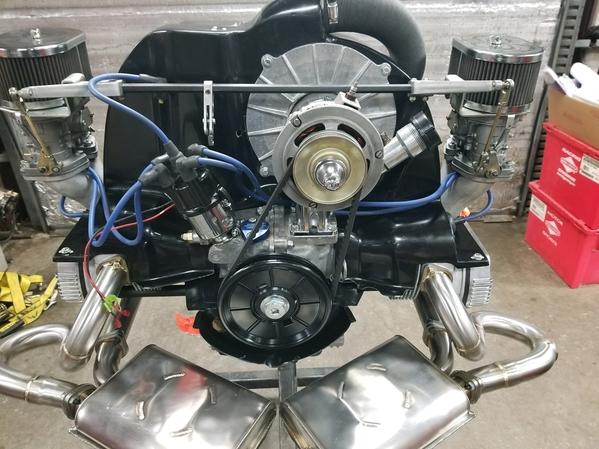 speedster 2276 engine build 15