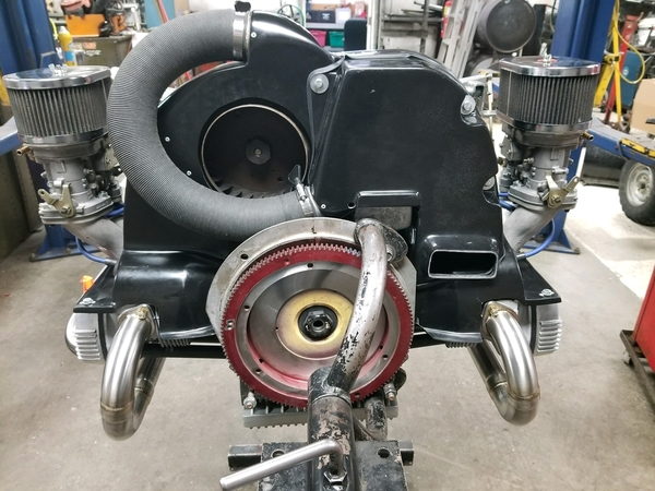 speedster 2276 engine build 14