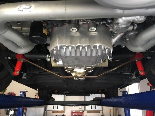 Speedster Conversion new koni Shocks 1