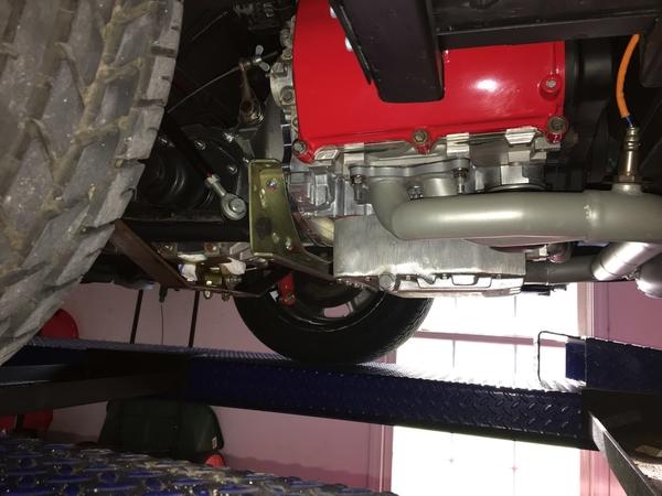 Speedster Conversion165