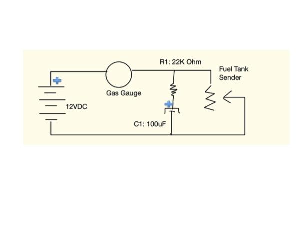 Damper schematic