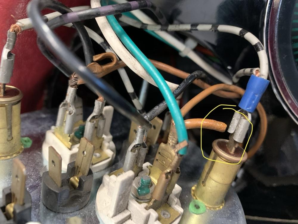 brazilian vdo combo gauge wiring  speedsterowners  356