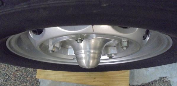 Wheel center 3