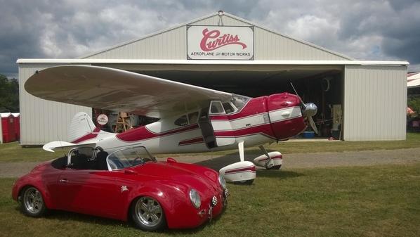 Speedy with 55 Cessna