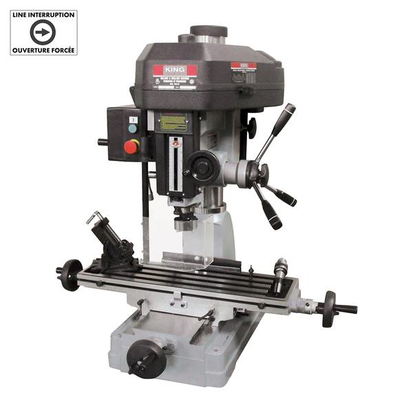 benchtop milling machine
