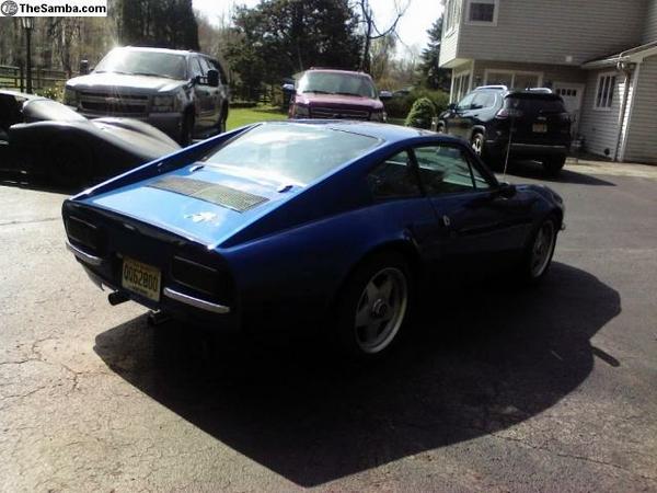 Puma GTE 2110 3