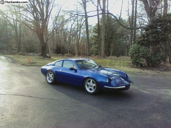 Puma GTE 2110 2