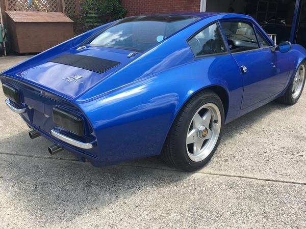 Puma GTE 2110 22