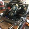 Puma engine out to rebuild 1