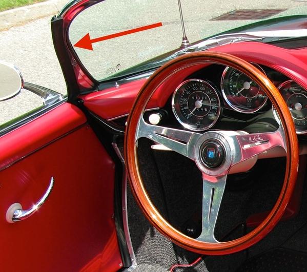 2012-Intermeccanica-356A-Carrera-Speedster-red-interior