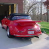 CMC Speedster Cabriolet.whale tail