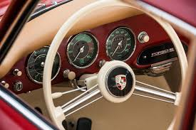 Dashboard Porsche 356A 1600 GS Carrera GT Coupe [T2) '1957–59