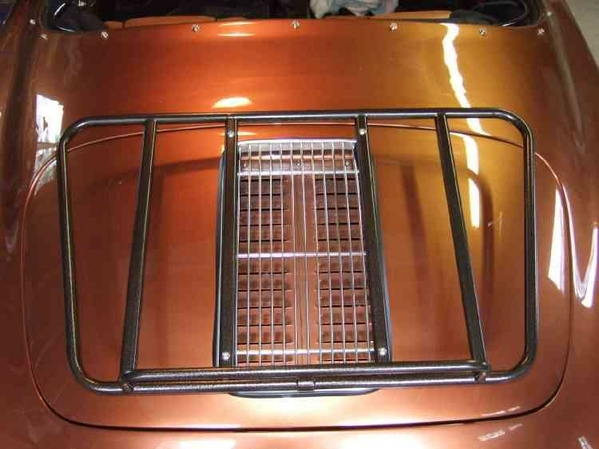 rear deck lid and snaps