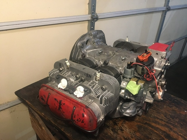 Type 4 2.8 L monster engine after repair 3 1