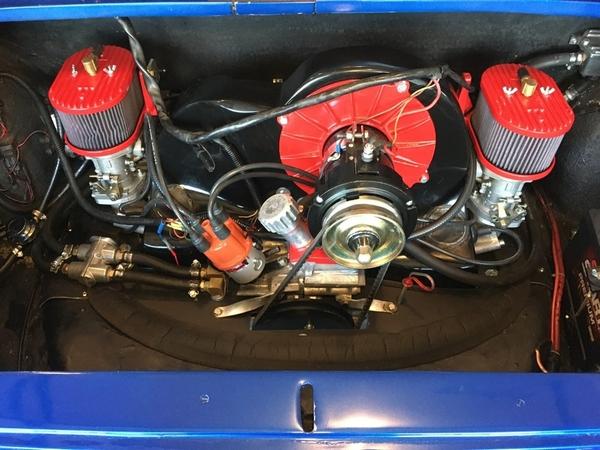 type 4 2.8L LE200 heads version 1