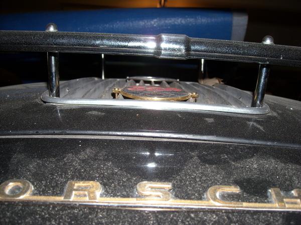 Amco luggage rack