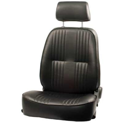 62-2860-EMPI-black-vinyl-left-reclining-low-back-with-headrest-bucket-seat