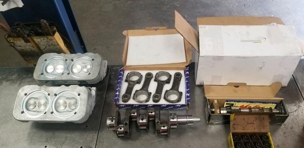 type 4 rebuild parts