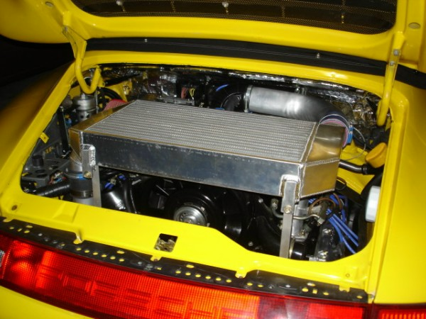 911 intercooler