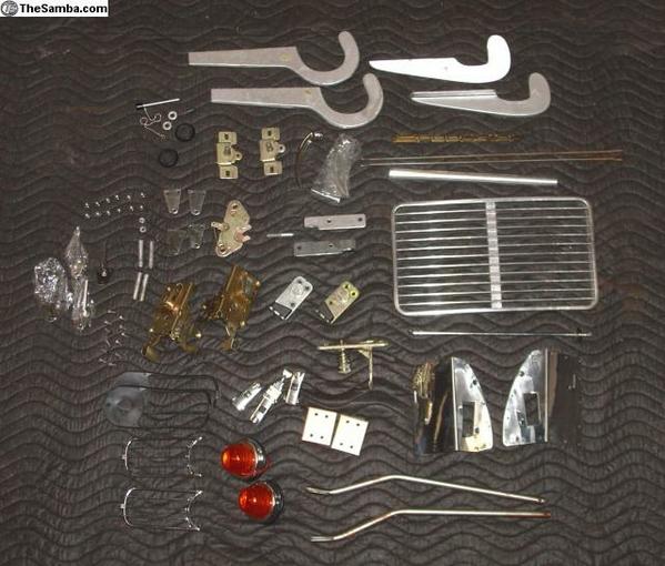 CMC parts