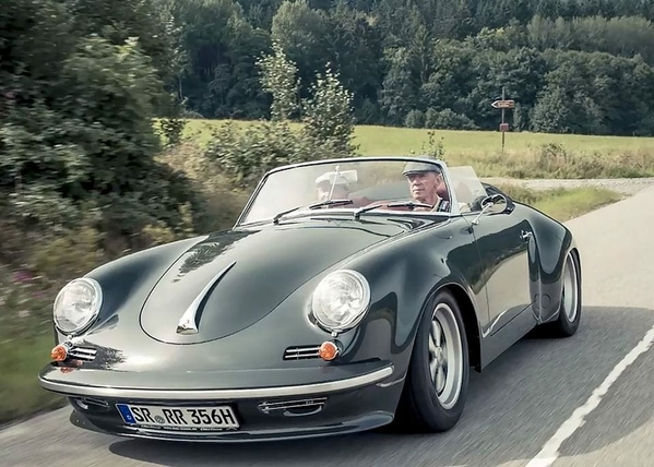 Walter-Rohrl Roadster-Turbo