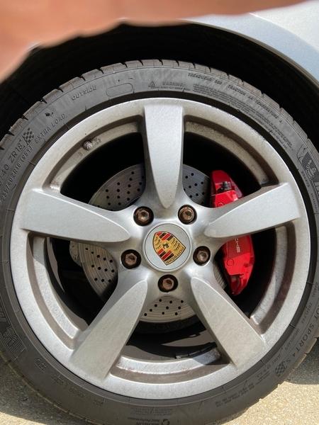 cayman wheel