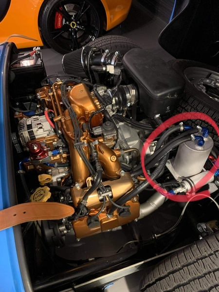 Beck 550 Subaru Engine Recent