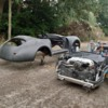 Superwide speedster and roling chassis