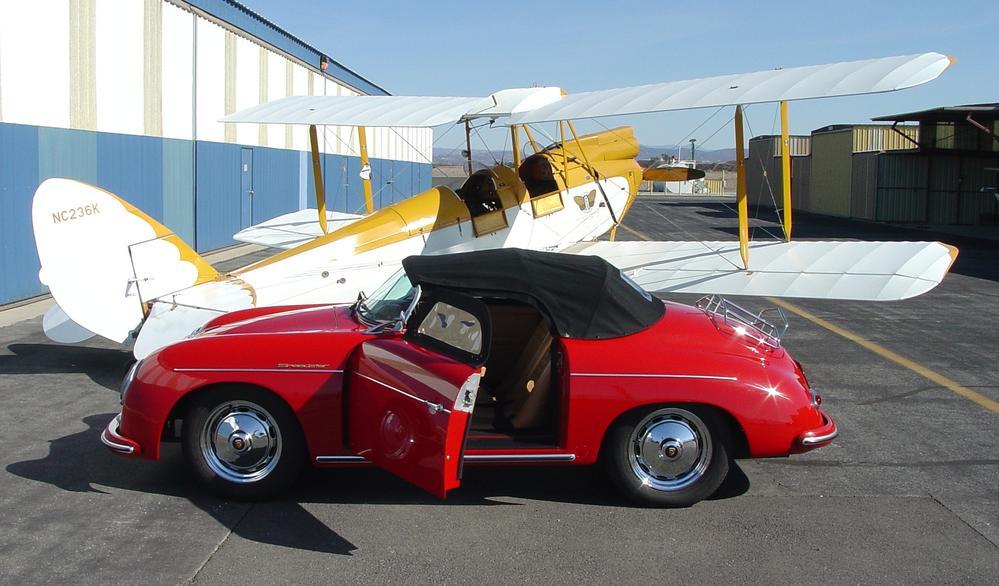 1957 Porsche 365 Speedster Replica For Sale