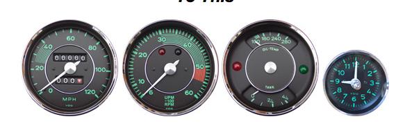 porsche 911 3 2 wiring diagram instrument cluster speedsterowners com 356 speedsters  instrument cluster speedsterowners com 356 speedsters