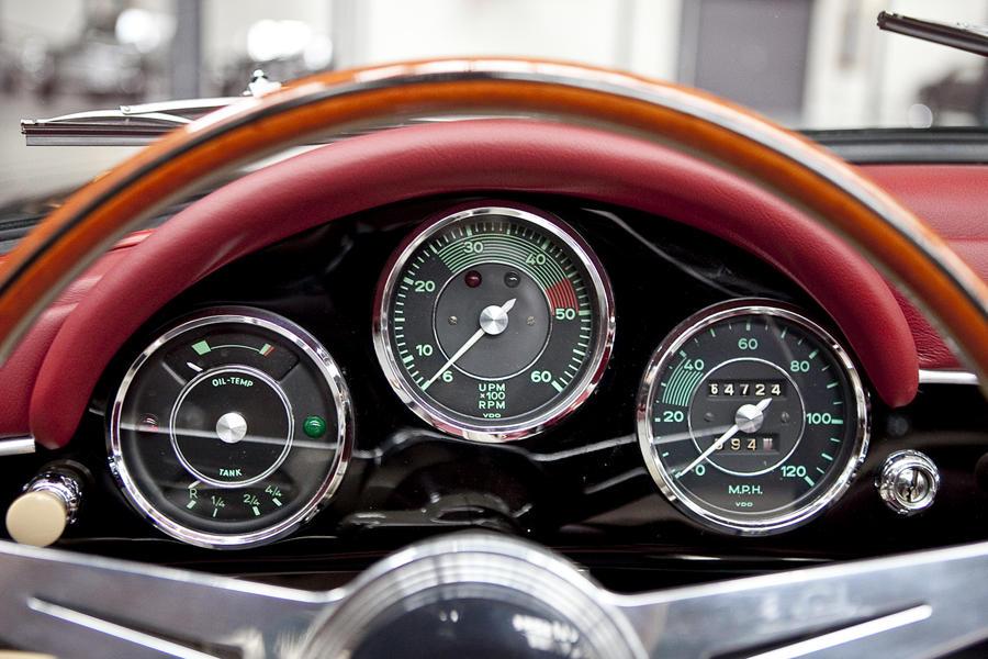 Instrument Cluster Speedsterowners Com 356 Speedsters 550 Spyders Replicas And More